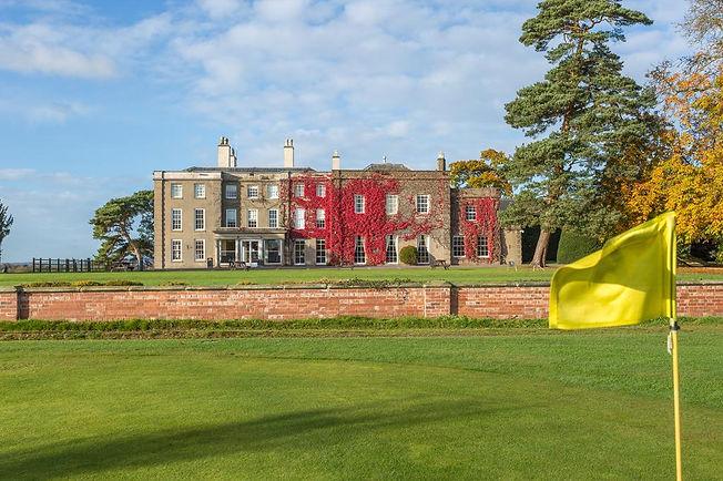 Wychnor Park Country Club, Staffordshire.