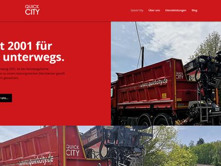 QUICK CITY im neuen Design - wir heißen Sie herzlich willkommen auf unserem neuen Internetauftritt.