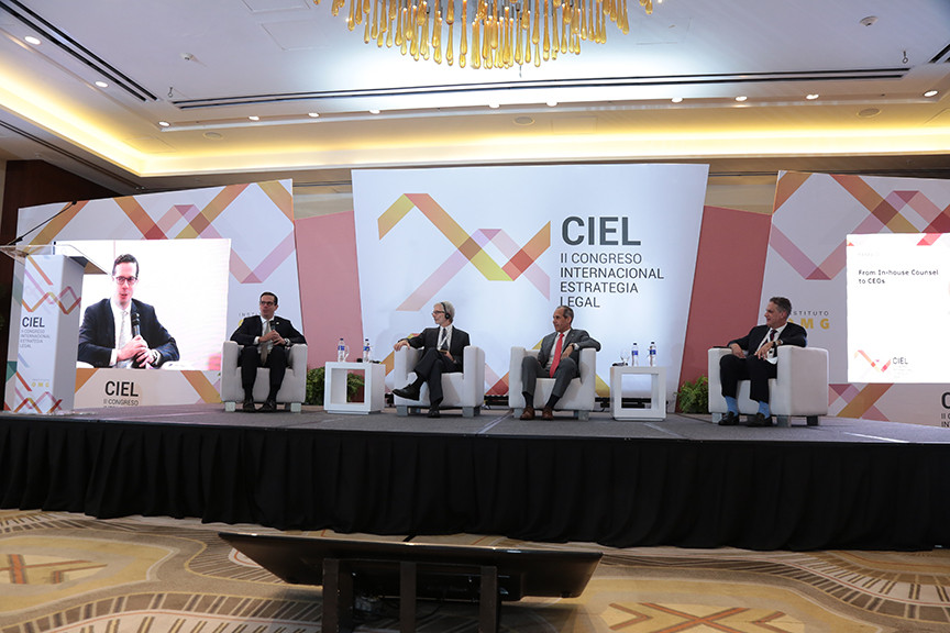 Panel From In-house Counsel to CEOs