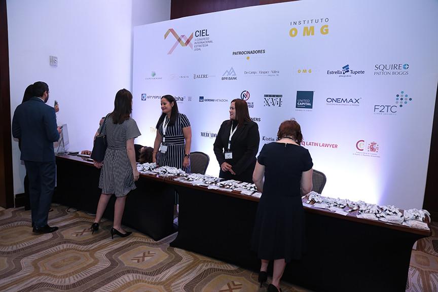 Registro Participantes CIEL 2019