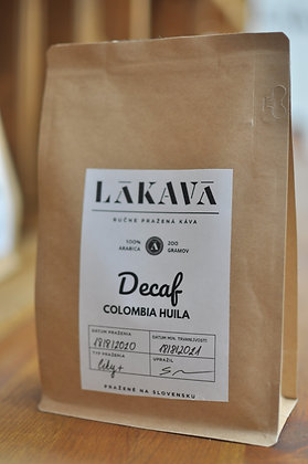 DECAF - COLOMBIA, HUILA