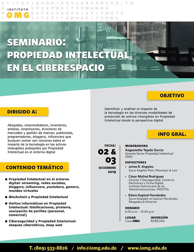 Propiedad Intelectual en el Ciberespacio