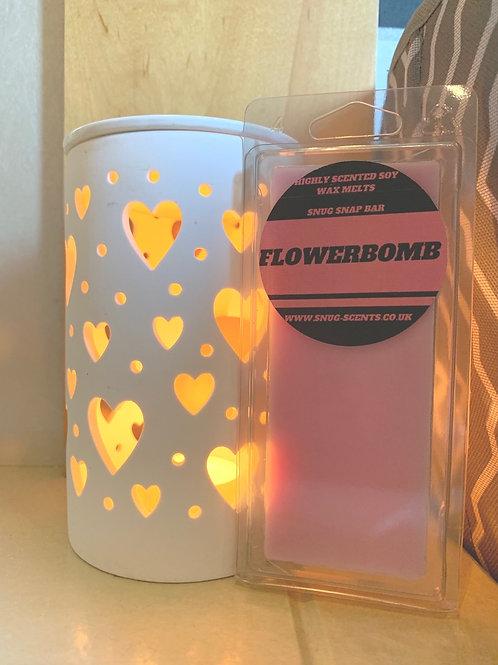 Flowerbomb Snug Snap Bar