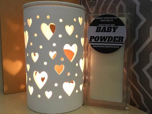 Baby Powder Snug Snap Bar