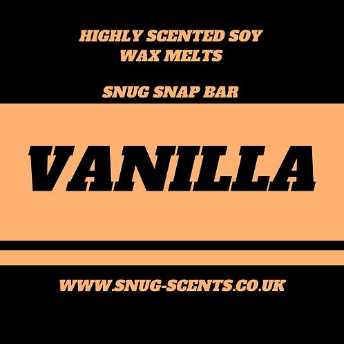 Vanilla Snug Snap Bar