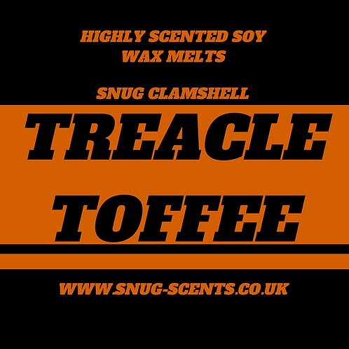 Treacle Toffee Clamshell