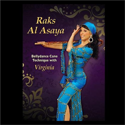 Raks Al Azaya - Bellydance Cane Tehnique