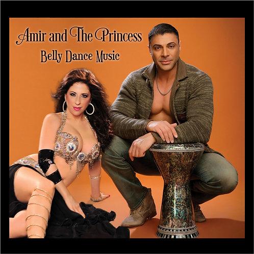 Amir and The Princess- Bellydance Music