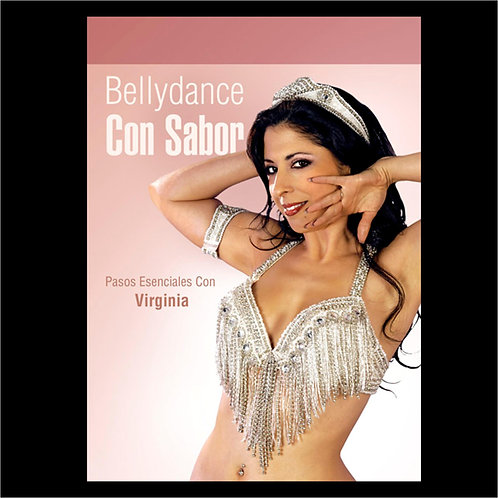 Bellydance 101 Bellydance Con Sabor- Spanish