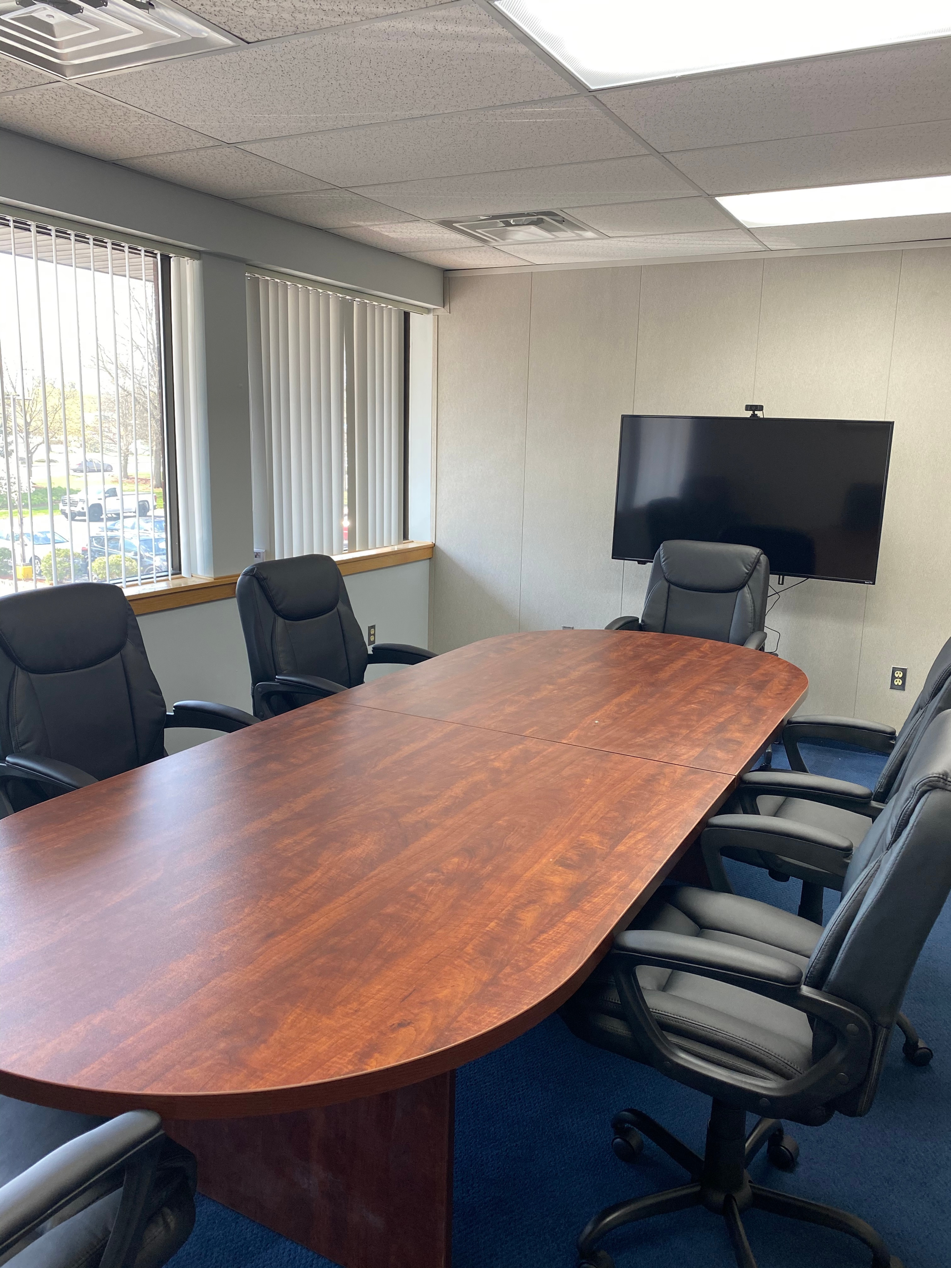 Conference Room 1: Hourly