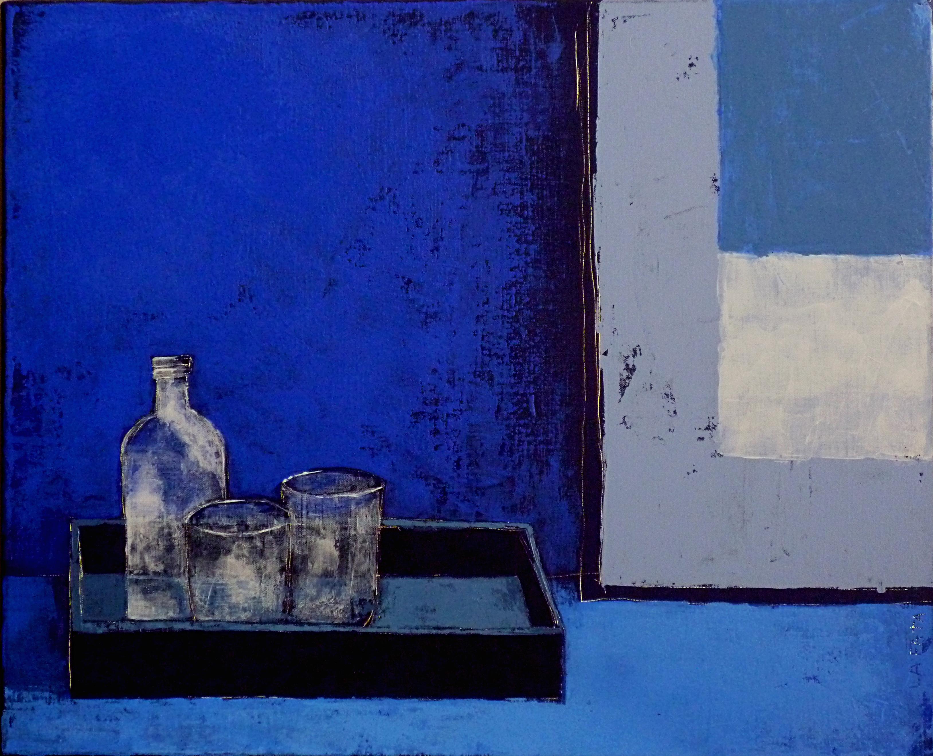 Still life / Blue