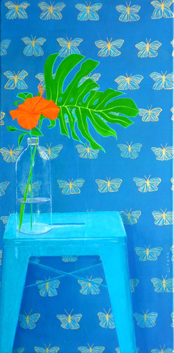 The butterflies wallpaper