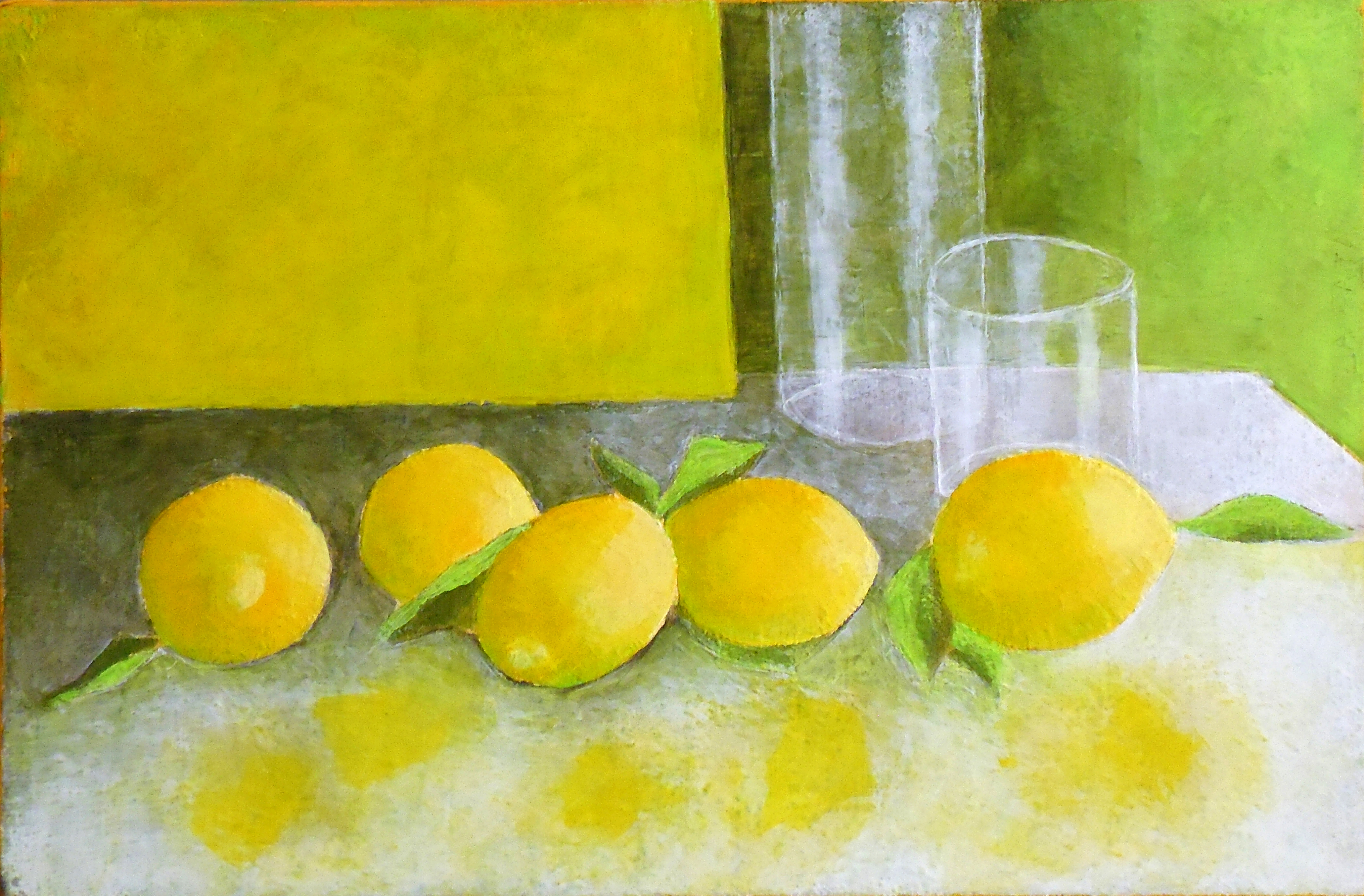 Still life / yellow