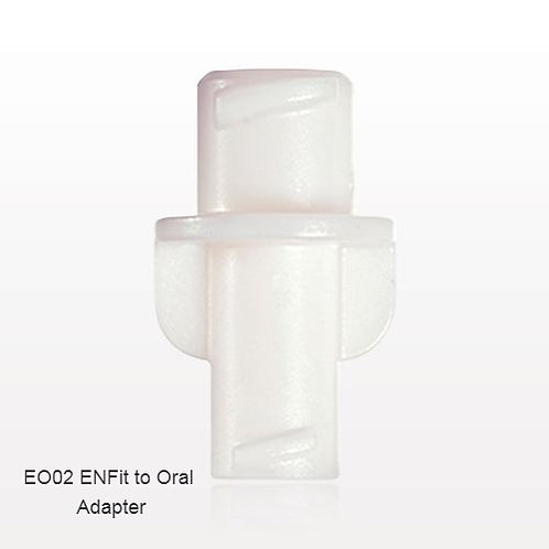 Female ENFit to Female Oral Adapter