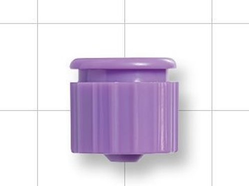CA06 - ENFit Syringe Cap, QTY 100