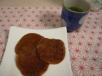 こがしっ娘濡れ煎餅(醤油味)