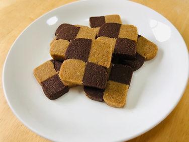 サックサク米粉クッキー