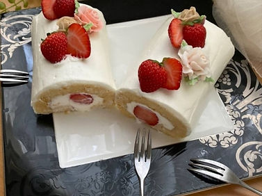 グルテンフリーふわっふわっロールケーキ