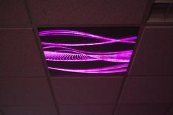 Plafonnier lumineux