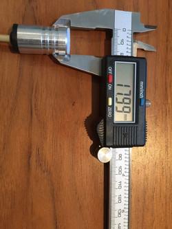 Dimensions  générateur GL 1Watt