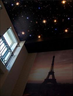 ciel étoilé - graphique