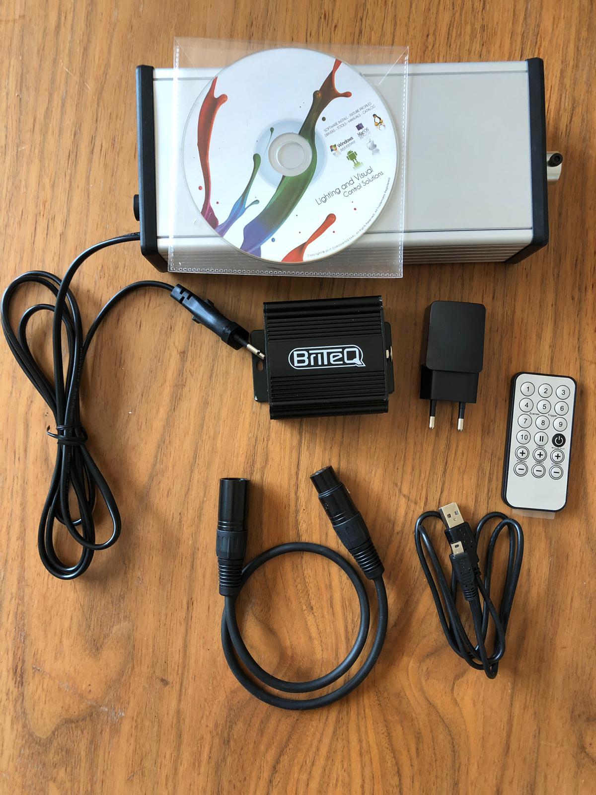 Interfaces PC_BMX et logiciel pour génér