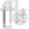 Dimension caméleon RVB  : LED sans fil