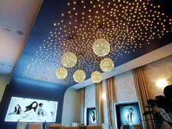 plafond lumineux leds sans fil
