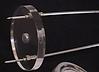 Spot sans fil Grand cigogne-Spot LED sans fil à piquer sur les panneaux isolants conducteurs d'électricité-éclairage sans fil