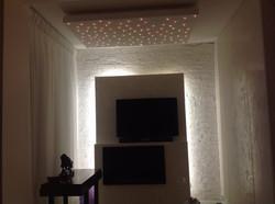 Plafonnier ciel étoilé LEDs