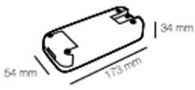 transformateur 150W-MIDLIGHTSUN
