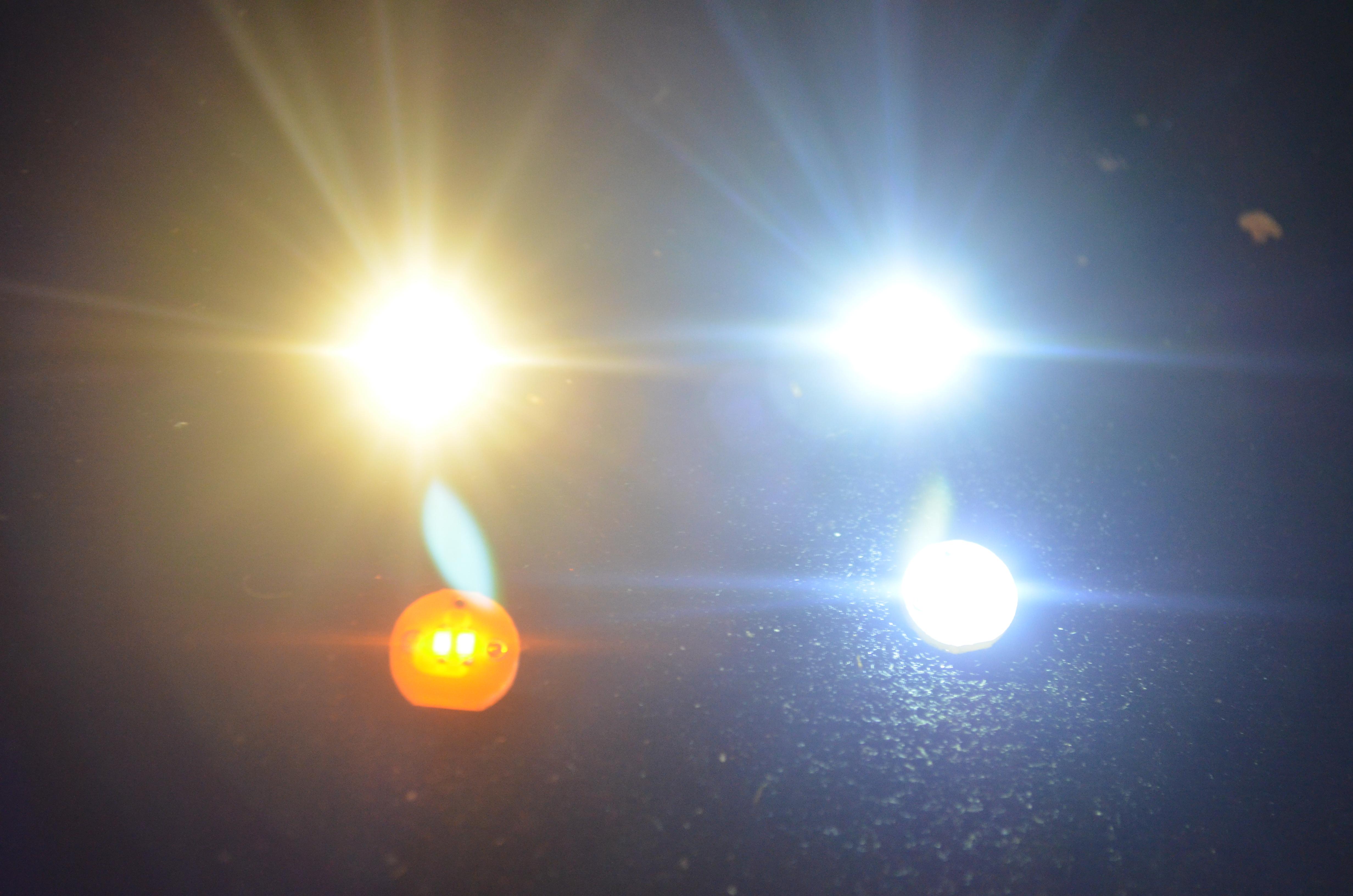 Micro-LED et mono flat