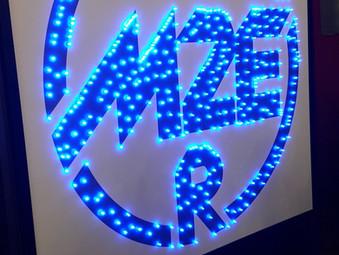 éclairage LEDs sans fil MIDLIGHTSUN