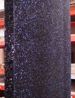 Panneau lumineux recouvert de tissu