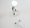 Spot sans fil Petit Héron-Spot LED sans fil à piquer sur les panneaux isolants conducteurs d'électricité-éclairage sans fil