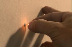 Essai des LEDs sans fil
