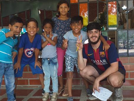 Mil Sonrisas en Santa Marta