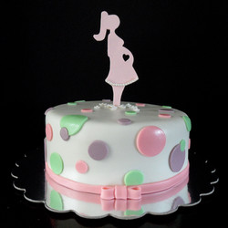 Mother-To-Be Cake