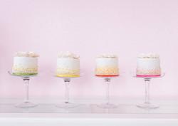 Mini Cakes - photo by Marina Goktas