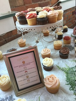 Wedding Cupcakes & Flavor Guide