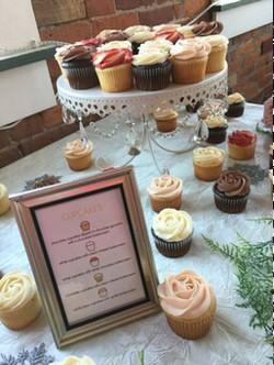 Wedding Cupcakes & Flavor Guide