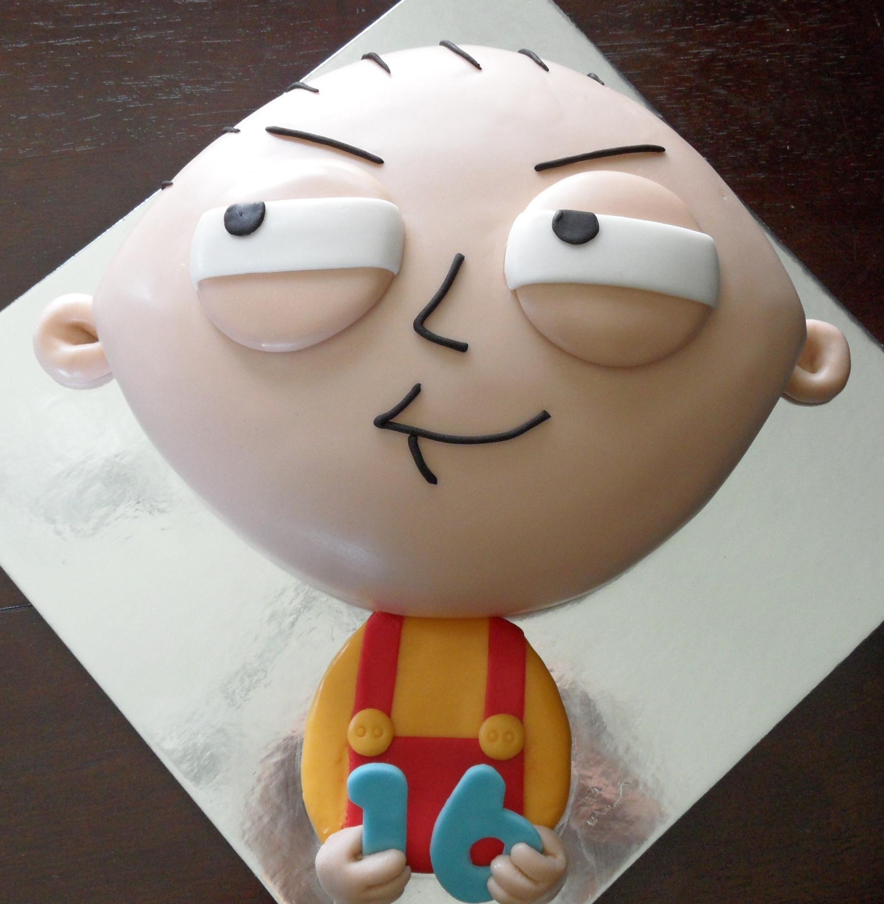 Stevie Cake