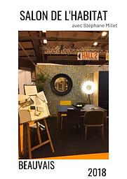 VA Décoration - Salon de l'habitat Beauvais 2018