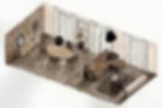 VA Décoration - Plan décoration intérieur maison
