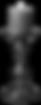 VA Décoration - Chandelier bougie Cozy Living gris