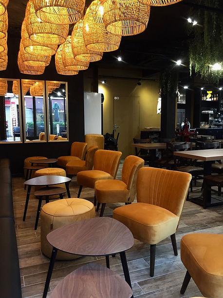 VA Décoration - Décoration restaurant Gustave Beauvai