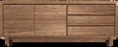 VA Décoration - Buffet Ethnicraft bois naturel