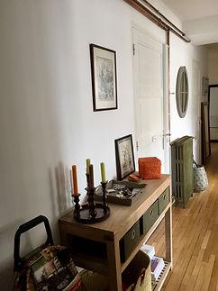 VA Décoration - Entrée appartement décoration