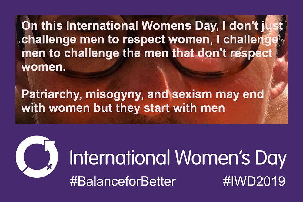 SOLIDARITY NOT CELEBRATION: #IWD2019 #BalanceforBetter