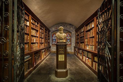 The Library at Selestat (No. 51)